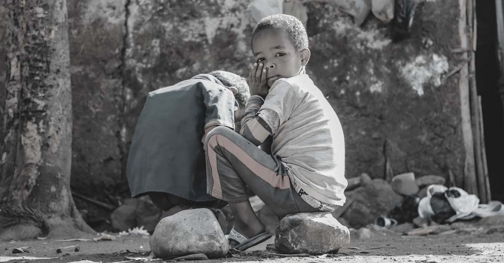 A fome é inaceitável