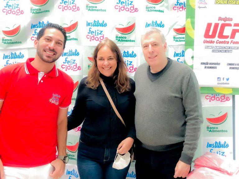 ONG Banco de Alimentos expande atuação com projeto-piloto de franquia social
